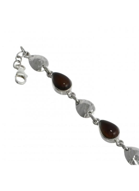 925 Sterling silver Black Onyx Bracelet