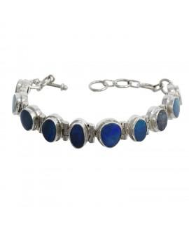 925 Sterling silver Bracelet with Opal