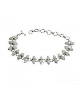 925 Sterling silver Opal Bracelet