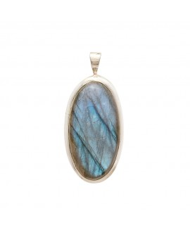 925 Sterling silver Labradorite Pendant